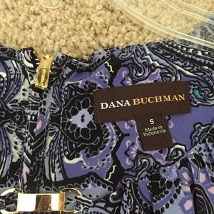 Dana Buchman Tops - NWOT Dana Buchman Sleeveless Pattern Top Blouse